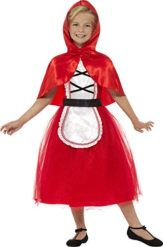 Deluxe Red Riding Hood (Hood Deluxe Kostüme Red Riding)