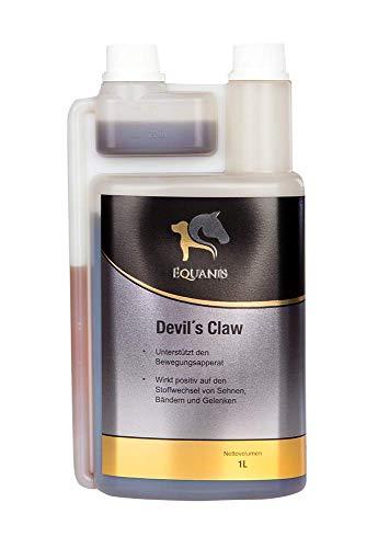 Equanis Devil´s Claw - flüssige Teufelskralle zur Unterstützung des Bewegungsapparats im praktischen 1L - Gebinde
