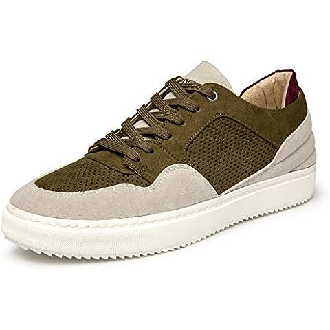 hombres de zapatos verano estudiante Consejo/Korean Air fondo plano zapatos de los hombres/ cómodo zapatos casual hombres