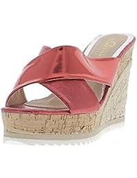 77c7d140d0e Amazon.fr   talon - ChaussMoi   Mules et sabots   Chaussures femme ...