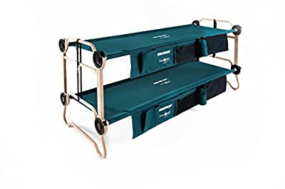 Disc O O Bunk Bed and L with Side Pockets - inexpensive UK light shop.