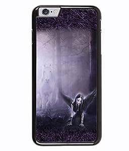 Fuson 2D Printed Girly Designer back case cover for Apple iPhone 6S - D4152