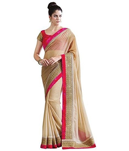 Saree(Dhrey Fashion Saree For Women Party Wear Half Multi Colour Printed Sarees Offer Designer Below 500 Rupees Latest Design Under 300 Combo Art Silk New Collection 2017 In Latest With Designer Blouse Beautiful For Women Party Wear Sadi Offer Sarees Collection Kanchipuram Bollywood Bhagalpuri Embroidered Free Size Georgette Sari Mirror Work Marriage Wear Replica Sarees Wedding Casual Design With Blouse  available at amazon for Rs.399