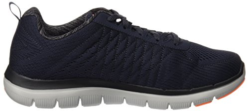 Skechers Flex Advantage 2.0, Scarpe Sportive Outdoor Uomo Blu (dknv)