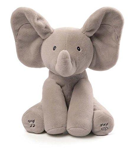 Elefant Kuscheltier, Peek A Boo Spielzeug. von Weber Koch Baby und Kinder Plüschtier, Stofftier