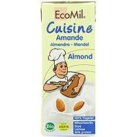 EcoMil Bio Cuisine Mandel 200ml