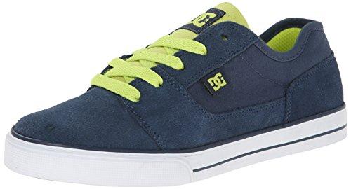 DC Tonik Skate Shoe (Little Kid/Big Kid), Navy, 10.5 M US Little Kid Navy