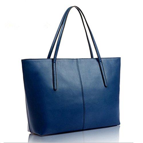 Mefly Nuova Moda Borsa Blu blue