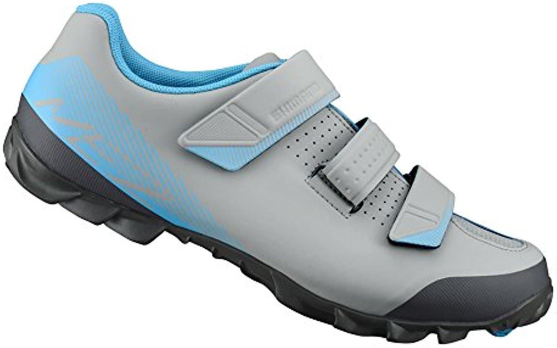 Shimano SHME2PG370SG00 - Zapatillas ciclismo, 37, Azul, Hombre