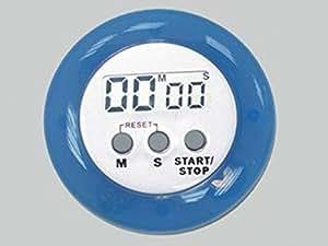 Eddingtons Plastic Digital Kitchen Timer, Blue