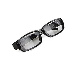 videos de camaras ocultas: Flylink - Gafas con cámara oculta HD, 720p, grabador de video digital, grabadora...