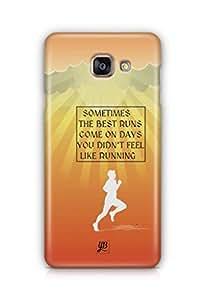 YuBingo Best Runs Mobile Case Back Cover for Samsung Galaxy A5 2016