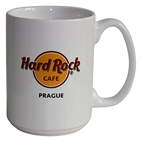 Hard Rock Café Prague Hard Rock Café Tasse Prague République tchèque - Americano Hard Rock