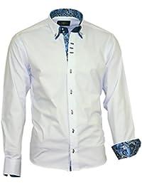 313db0f1a842 Suchergebnis auf Amazon.de für  Hemden Mit Doppelkragen  Bekleidung