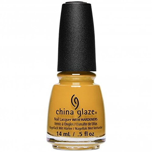 China Glaze, Esmalte uñas Mustard The Courage - 14