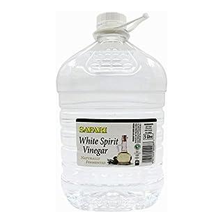 Safari White Spirit Vinegar bottle 5 Litre