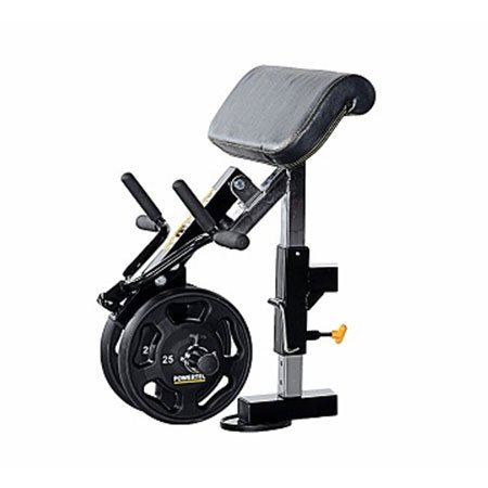 Powertec Workbench Curl Machine Accessory
