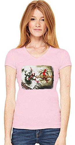 Of War Damen V-Ausschnitt T-Shirt XX-Large ()