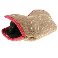 VANKOA Manchon de Dressage Durable pour Chien - Matériel de Dressage en Jute Solide pour Chiens de Taille Moyenne à Grande Taille - Parfait pour Le Dressage des Chiots et des Chiens