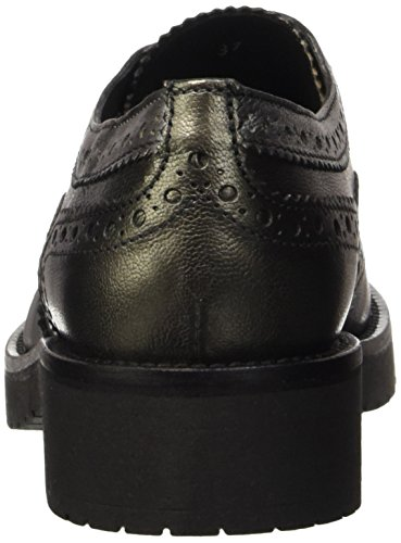 Pennyblack scultura, Chaussures à Lacets Femme Grigio (Antracite)
