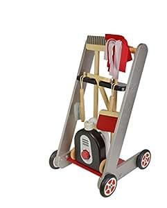 chariot de m nage en bois massif b b s. Black Bedroom Furniture Sets. Home Design Ideas