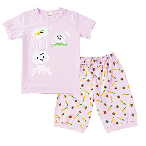 CM-Kid Girls Pyjamas Set Bunny R...