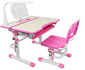 80 cm h henverstellbarer tisch stuhl f r kinder der kindiliche schreibtisch in der schule. Black Bedroom Furniture Sets. Home Design Ideas