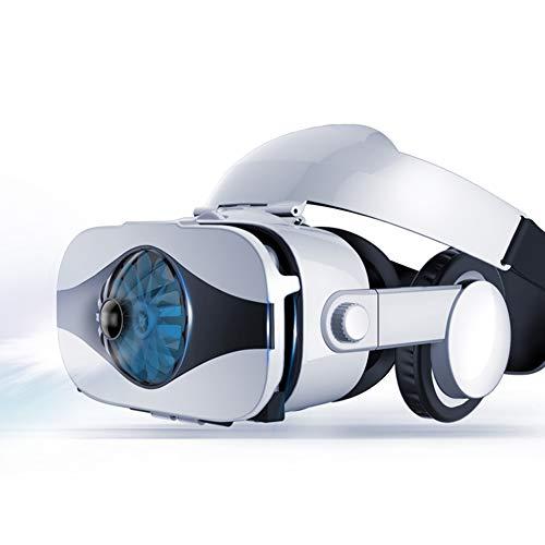 VR Headset Virtuelle Realität 3D Brille Eingebauter Lüfter mit Kühlung Kompatibel Alle Arten Von Smartphones Wie Das Sony, Samsung, HTC, Huawei, XiaoMi, MEIZU, Moto, OnePlus