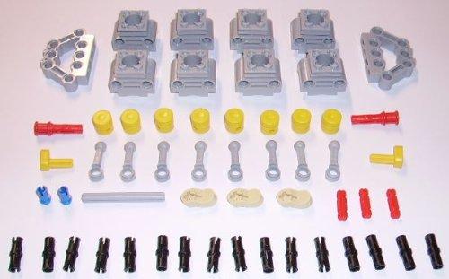 Preisvergleich Produktbild LEGO TECHNIC 55-teiliges Set für einen 8 Zylinder Motor wie im Set 42000.