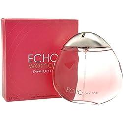 Davidoff Echo Woman Eau de Parfum, Donna, 100 ml