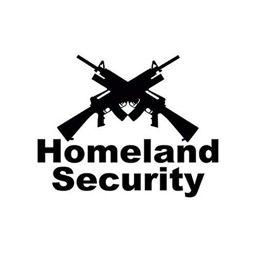 (Homeland Sicherheit Auto Aufkleber M1 Gewehr Waffen Reflektierende Auto Aufkleber)