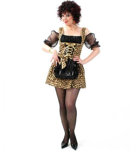 Gurimo-Tex 105041 - Dirndl Lulu Kostüm, 36 (Lulu Kostüme)