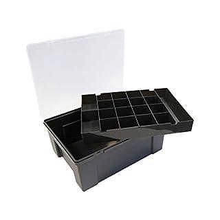 38cm Multi Organizer graphit/transparent