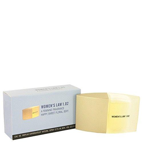Monceau Women's Law Eau De Parfum Spray 2.5 oz / 75 ml (Women)