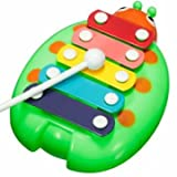 Baby Children Kids Beetle 5 Note Xylopho...
