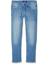 TOM TAILOR Kids Jungen Jeans Fresh Washed Denim Ryan