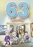 Archie Zahlengeburtstagskarte '63. Geburtstag' [Bürobedarf & Schreibwaren]