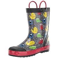 Kamik Unisex Kids' Monsters Wellington Boots