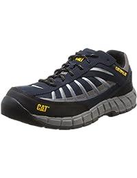 Caterpillar Infrastructure St S1p Hro Src, Cheville Chaussures de Sécurité Homme