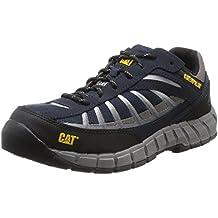 Cat Footwear Infrastructure St S1P Hro Src - Calzado de protección de cuero para hombre