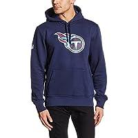 New Era NFL Tennessee Titans Men's Hooded Sweater, Men, Kapuzenpullover NFL Tennessee Titans Hoodie, Obsadian