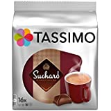 Suchard Tassimo Chocolat Chaud (16 Portions) (Pack de 6)