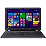 Acer Aspire ES1-512 15.6-inch Laptop Notebook (Black) - (Intel Celeron N2840 2.16GHz, 4GB RAM, 500GB HDD, LAN, WLAN, Integrated Graphics, Windows 8.1 )
