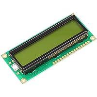 RC1601A-YHY-JSX Display LCD alphanumeric STN Positive 16x1 green LED