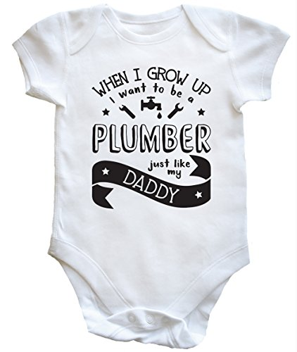 hippowarehouse-when-i-grow-up-i-want-to-be-a-plumber-like-my-daddy-baby-vest-boys-girls