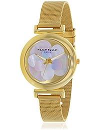 Naf Naf Reloj de cuarzo Woman N10914-102 35.0 mm