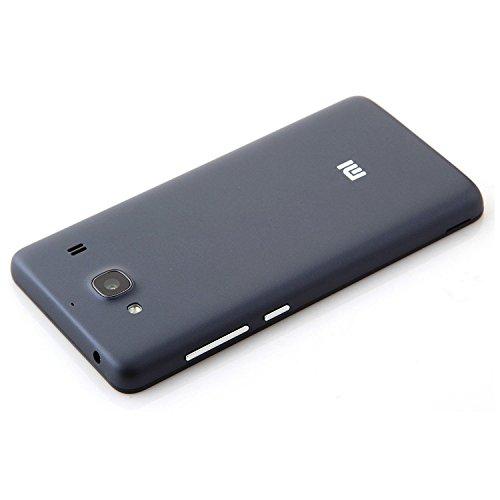 PS FORTUNET Battery Door Housing Panel Back Door Battery Cover Back Replacement for Xiaomi Redmi 2S - Grey