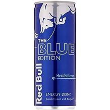 Red Bull Energy Drink Blue Edition mit Heidelbeer Geschmack 250ml Dose Einweg (1 x 250 ml)