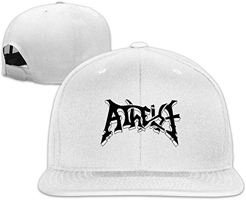 March flowers Atheist Kelly Shaefer Mother Man Logo Snapback Hats