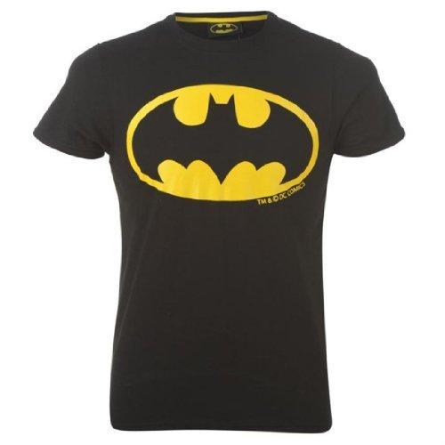 Batman - Camiseta - Bebé-Niños Negro negro